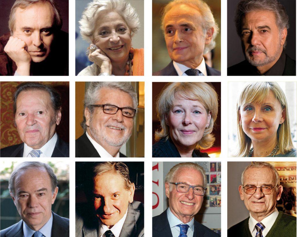 Comité de Honor Ópera Actual 2019